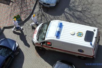 Coronavirus : 98 morts et 3372 cas confirmés en Ukraine