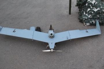 Ukrainian military shoot down invaders' drone worth $2 mln