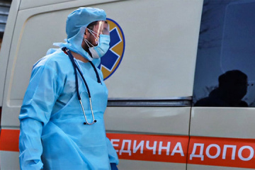 Donetsk region reports first coronavirus death