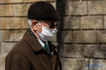 Seventeen Ukrainians recover from coronavirus abroad