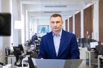 Vitaly Klitchko : 294 cas de coronavirus ont été confirmés à Kyiv