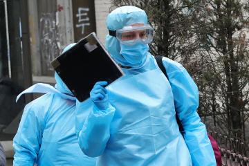 Na Ukrainie zarejestrowano 13691 przypadków koronawirusa – 507 w ciągu doby
