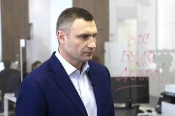 Klitschko in talks with other mayors to create political party