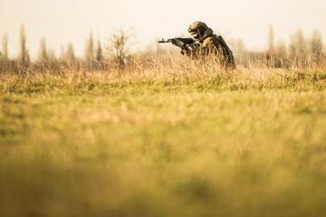 Dos soldados ucranianos resultan heridos en el Donbás
