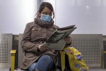 Kyiv city reports 335 coronavirus cases - Klitschko