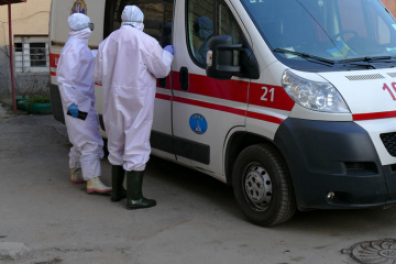 Kyiv city reports 551 cases of coronavirus – Klitschko