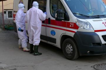 Kyiv city confirms 348 coronavirus cases – Klitschko