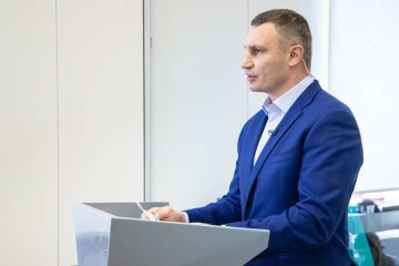 Kyiv budget revenues decrease by UAH 5B this year – Klitschko