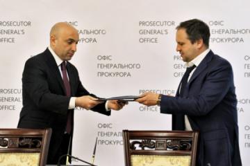 Justice Ministry, Office of Prosecutor General sign memorandum of cooperation