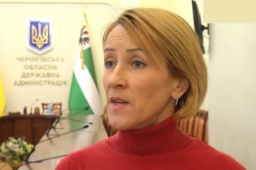 Ніна Лемеш розповіла про свою роботу в Мінмолодьспорті