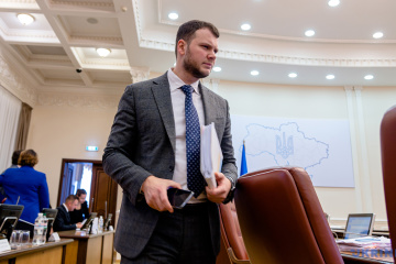 Kryklii expects Verkhovna Rada to approve law on banking services for Ukrposhta