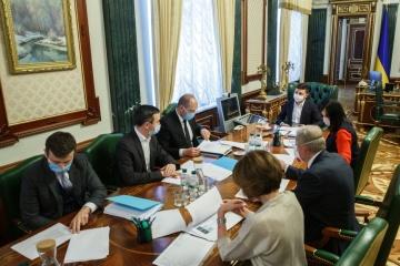 Зеленському представили перші програми допомоги малому бізнесу