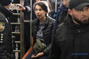 国家捜査局、チョルノヴォル元議員にマイダン革命時の意図的殺人容疑を伝達