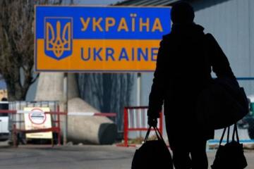 Ukraine ist Europas Sendeland von Arbeitsmigranten
