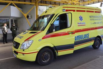 Двох українців, що постраждали в аварії під Будапештом, привезли в Україну