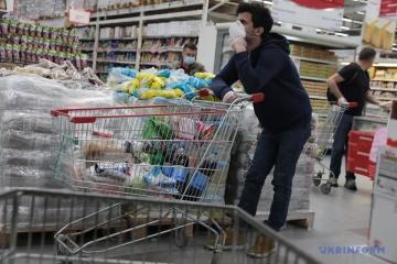 ウクライナ人の54%、新型コロナ感染より経済面の悪影響を懸念