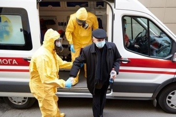 Over 170 Ukrainians undergoing treatment for coronavirus abroad