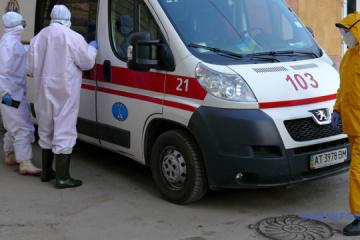 Ucrania suma 2.511 casos de COVID-19