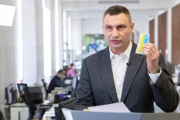 Vitaly Klitchko : 396 cas de coronavirus ont été confirmés à Kyiv
