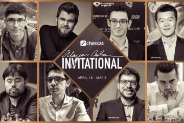 Magnus Carlsen Invitational: Карлсена наздогнали Накамура і Дін Ліжень