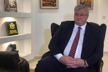 Ambassador: Turkey allows granting medical aid to Ukraine