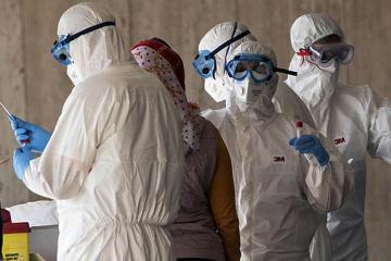 Répartition de l'épidémie de Covid-19 en Ukraine : 4161 cas ont été confirmés