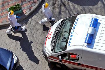 Kyiv reports 79 new Covid-19 cases