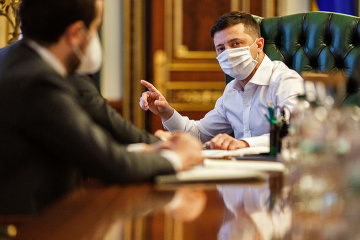 Zelensky: Quarantine should not be extended for more than a month