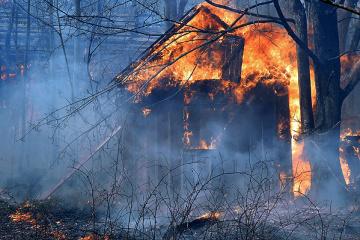 El Reino Unido ofrece asistencia a Ucrania para eliminar incendios en la zona de Chornóbyl