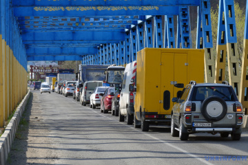 Ukraine's new commercial vehicle market grew by 6% in January