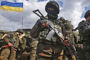 Ukrainians trust army the most - poll
