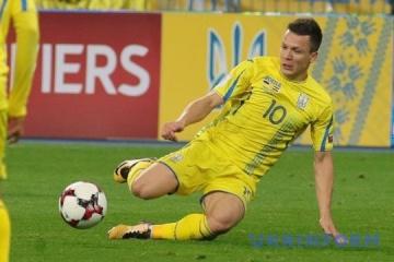 Zinchenko y Konoplyanka jugarán contra Polonia en FIFA 20