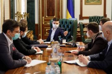 ウクライナの新型コロナ感染状況は、まだ油断してはいけない=ゼレンシキー大統領