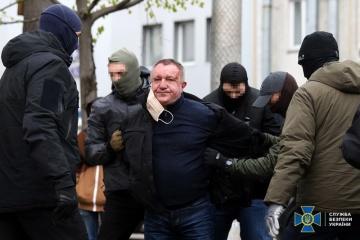 SBU enttarnt Spion in eigenen Reihen: Generalmajor arbeitete für Russland