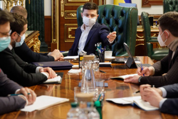 Zelensky: We can talk about improvement after Easter
