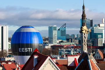 Inversores estonios interesados en proyectos ucranianos
