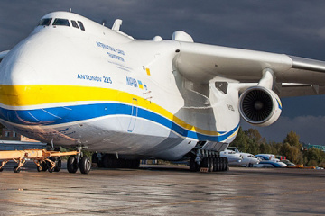 World's largest plane delivers record medical cargo from China to Poland