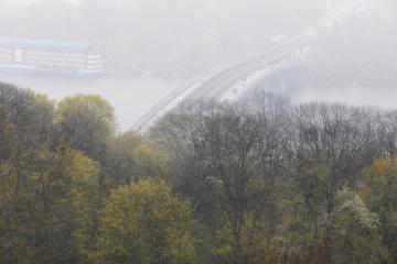 В Україні прогнозують дощі з мокрим снігом та заморозки