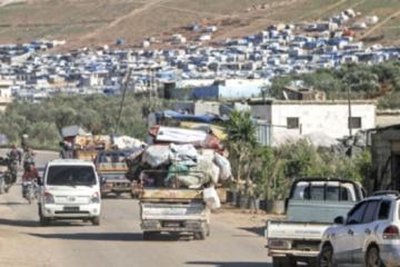 Після березневого припинення вогню додому повернулися 110 тисяч сирійців