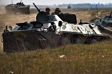 Donbass : un soldat ukrainien tué et quatre autres blessés