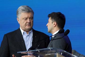 Jak oceniają prezydentury Poroszenki i Zełenskiego społeczeństwo i eksperci
