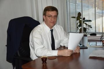 Generaloberst Wladyslaw Bucharjew zum Berater des Innenministers ernannt