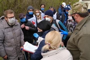 La nouvelle étape de la libération des détenus a commencé : 19 Ukrainiens rentrent en Ukraine