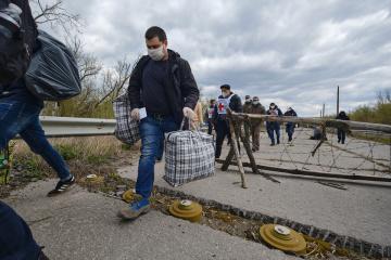 ウクライナが被占領地側に引き渡した人物は14名 4名が拒否