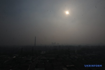 La pollution de l'air bat tous les records à Kyiv