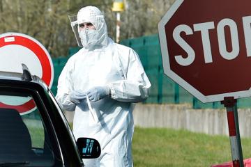 Ukraine reports 6,125 coronavirus cases, including 415 over past day