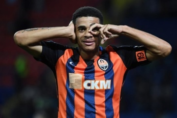 Shakhtar midfielder Taison wants to return to Brazil next year