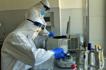 Gobierno: Ucrania alcanzará el pico de la curva del coronavirus a principios de mayo