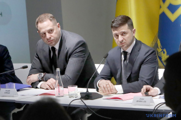 Zelensky signs law on amendments to Criminal Procedure Code during quarantine