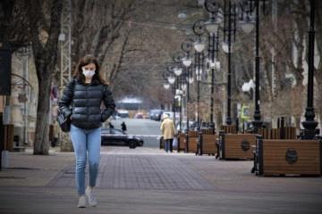 Auf der Krim 299 neue Corona-Fälle registriert